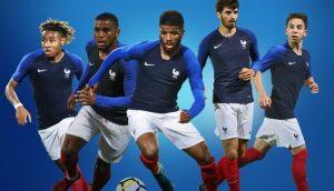 Football – France vs Slovénie (espoirs)
