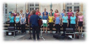 Concert «Les Globe-Chanteurs font la vie»