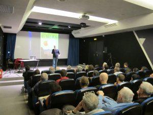 Conférence – «De Gagarine à Pesquet»