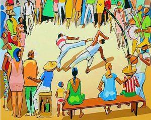Rencontre autour du Brésil – Roda de Capoeira