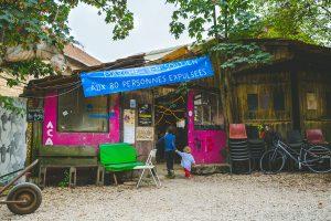 Fête d'automne du Quartier Libre des Lentillères 2018