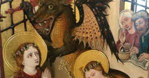 Visite – «Dragons & démons»