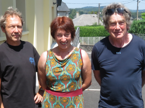 D'Jazz Kabaret – Tony Hymas, Hélène Labarrière, Simon Goubert Trio