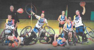 Telethon avec la JDA Dijon Basket