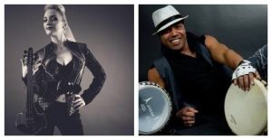 Concert – Hunky Dory + Caroline Stenger & Samir Percu