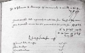 Conférence – «Les comptes d'imposition de la ville de Dijon à la fin du XIVe siècle»