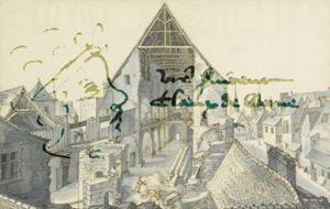 Conférence – «Construire en pierre à Dijon et dans la campagne au Moyen Âge»