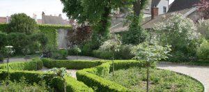 Visite – Respirations au jardin