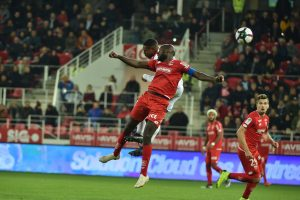 Football – DFCO vs Monaco