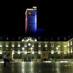Rassemblement – Illumination de l'Hôtel de Ville contre la peine de mort