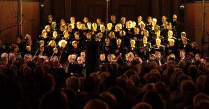 Ruffey-lès-Echirey – Concert de la Schola Cantorum de Dijon