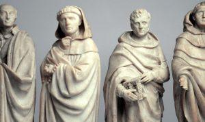 Visite – «Les pleurants néogothiques»