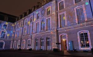 Son et lumière – Les mondes de Noël