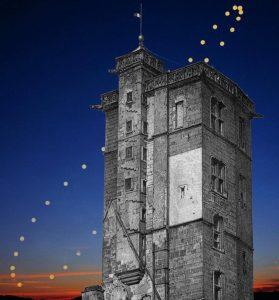 Visite astronomique de la Tour Philippe le Bon