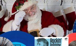 Troisième foire aux disques de Noël