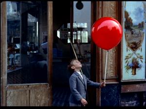 Le Ballon Rouge, ciné-concert