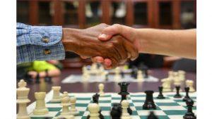 Les échecs (Académie Philidor) au profit du Téléthon
