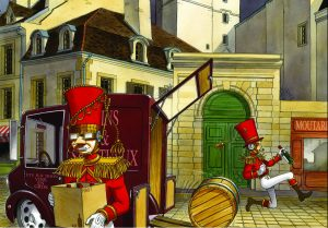 Quatrième festival ViniBD de Dijon