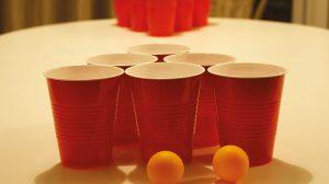 Soirée – Beer-pong