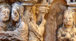 Visite – L'iconographie des chapiteaux