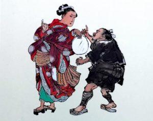Soirée «Contes japonais»
