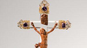 Visite – La croix de Christine de Suède