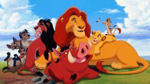 Diffusion – «Le roi lion»