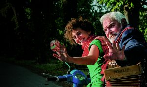Concert-spectacle «Quand Maggy Bolle rencontre Bernard Dimey»