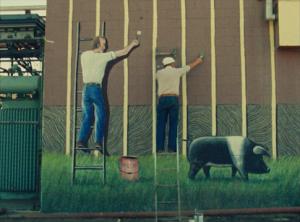 Ciné – «Mur, Murs» d'Agnès Varda – Cylce histoire de l'art & cinéma