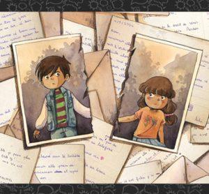 Dédicace de Cyrielle et Anaïs Vachez pour «Les petites cartes secrètes»