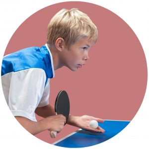 Atelier Sportunit – Tennis de table