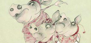Spectacle – «Les 3 cochons (et le dernier des loups)»