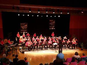 Quetigny – Concert de la Batterie Fanfare de Quetigny