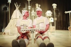 Spectacle – « White » – COMPLET