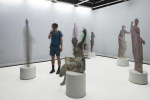 Vernissage de l'expo : «L'usage des images»