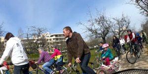 Balade à vélo :« Le plaisir de la ville ! »