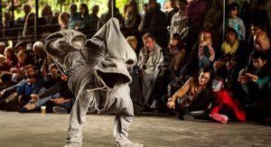 Prise de Cirq' 2019 – Spectacle «Capuche»