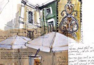 Atelier : «Carnet de voyage – ré-inventer sa ville»