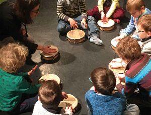 Atelier enfants – Eveil musical