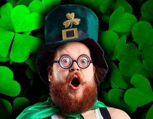 Saint Patrick's day au Pop Art