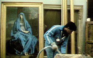 Histoire de l'Art et Cinéma – «La ville Louvre»