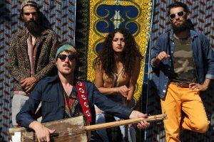 Concert – Bab L'Bluz + boum love boat