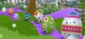 Chasse aux œufs du Port du Canal