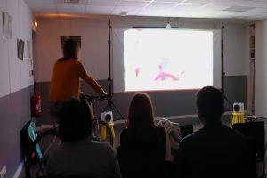 Projection Cinéma à vélo #4