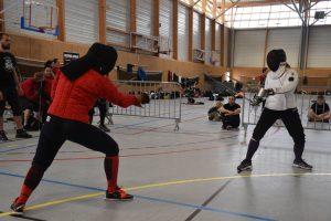 Rencontres internationales d'arts martiaux historiques européens