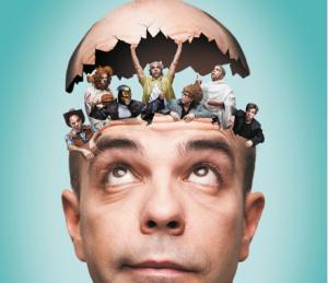 One man show – «Arnaud Maillard : seul dans sa tête, ou presque»