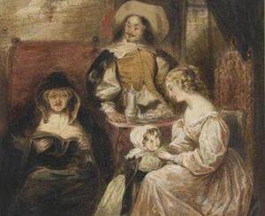 Pâques au musée