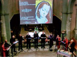 Concert audiovisuel «La Guerre de Cent Ans»
