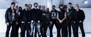 Concert – Les Tambours du Bronx + 11 Louder