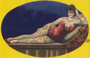 Conférence – «Tattoo : Histoire de femmes»